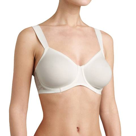 Triumph Ivory Cool Sensation Wired Minimizer Bra