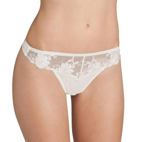 Triumph Ivory Sexy Angel String Brief