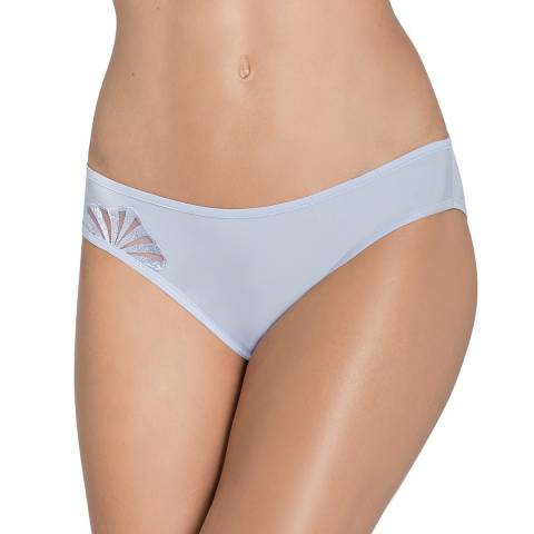 Triumph Smoky Lilac True Curves Forever Tai Brief
