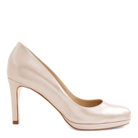 Hobbs London Oyster Leather Julietta Courts
