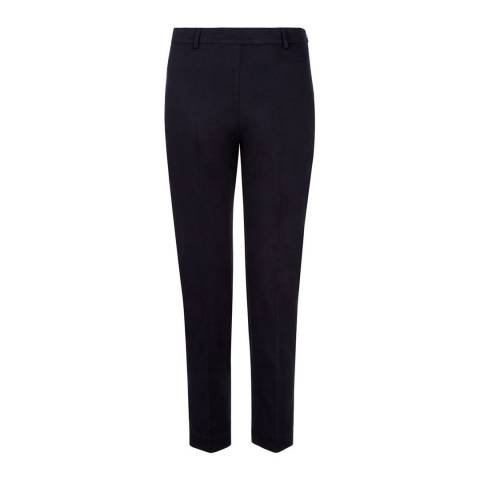 Hobbs London Navy Mallory Capri