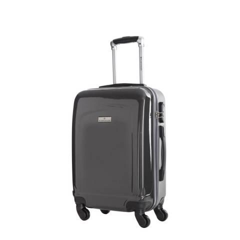 Platinium Grey Clarks 4 Wheeled Suitcase 50cm