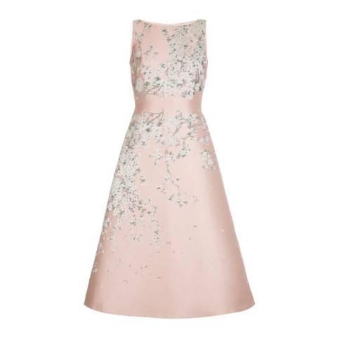 Hobbs London Pink/Floral Julietta Dress