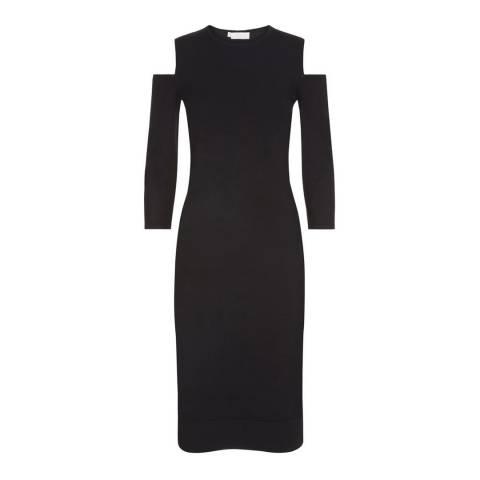 Hobbs London Black Catrina Dress