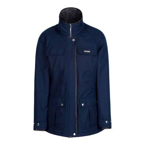 Regatta Navy Laureen Waterproof Insulated Jacket
