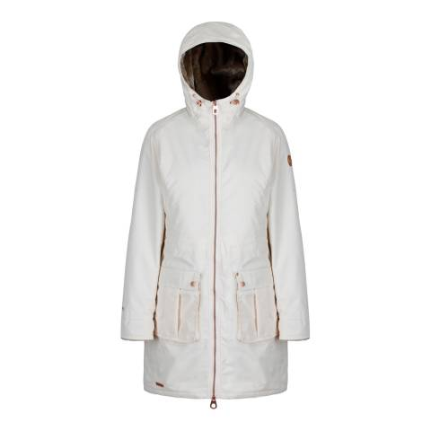 Regatta White Romina Jacket