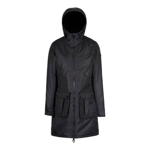 Regatta Black Romina Waterproof Jacket