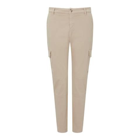 Baukjen Camel Rhian Cargo Pants