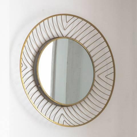Gallery Paxton Mirror 80x80cm