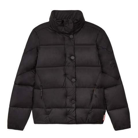 Hunter Black Original Puffer Jacket