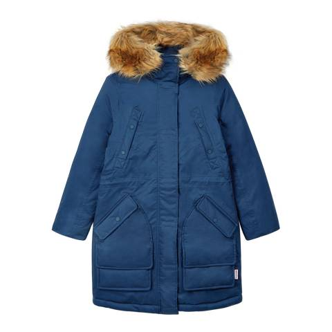 Hunter Blue Original Insulated Parka