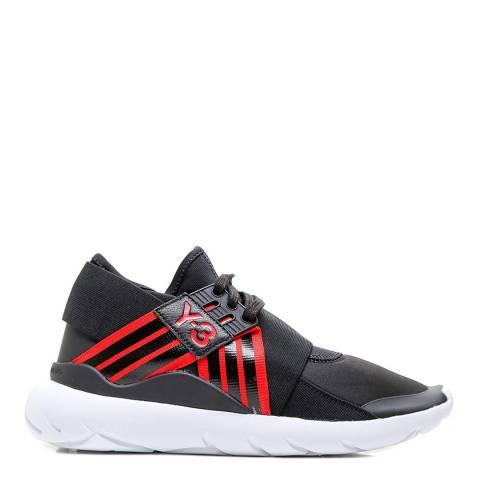 adidas Y-3 Black Y-3 Qasa Elle Lace Sneakers