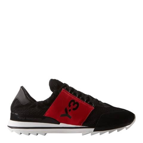 adidas Y-3 Black Y-3 Rhita Sport Sneakers