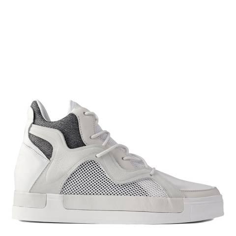 adidas Y-3 White Y-3 Riyal III Sneakers