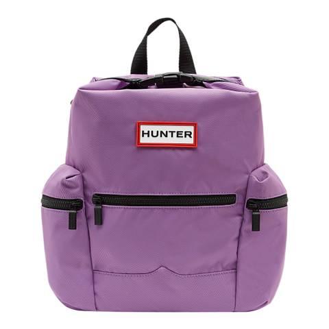 Hunter Thistle Mini Topclip Nylon Backpack