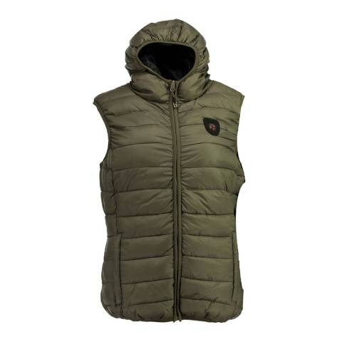 Geographical Norway Girl's Volantis Storm Hooded Gilet