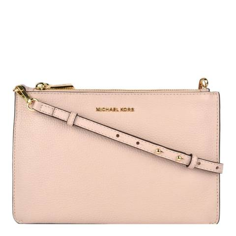 Michael Kors Pink Michael Kors Leather Crossbody Bag