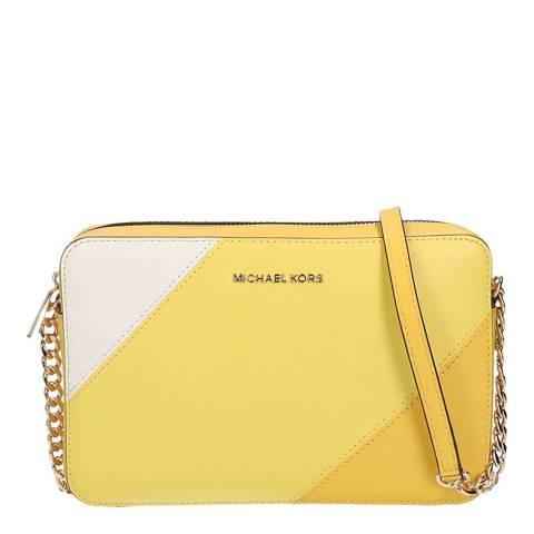 Michael Kors Women's Michael Kors Yellow Crossbody Bag