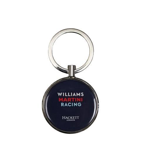 Williams Martini Racing Navy Keyring