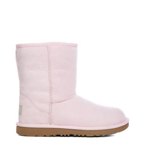 UGG Kids Seashell Pink Classic II Boot