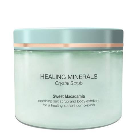 ONSEN Healing Minerals Crystal Scrub - Sweet Macademia