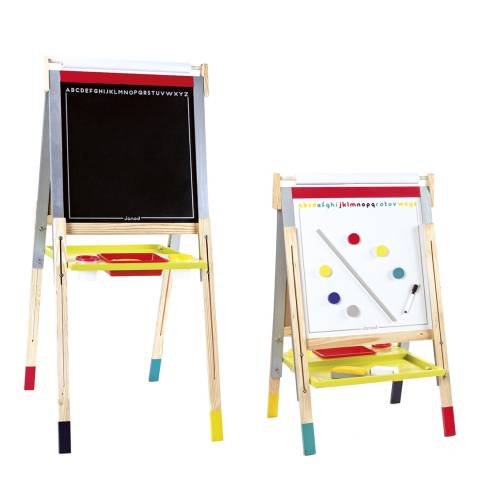 Janod Graffiti Adjustable Easel