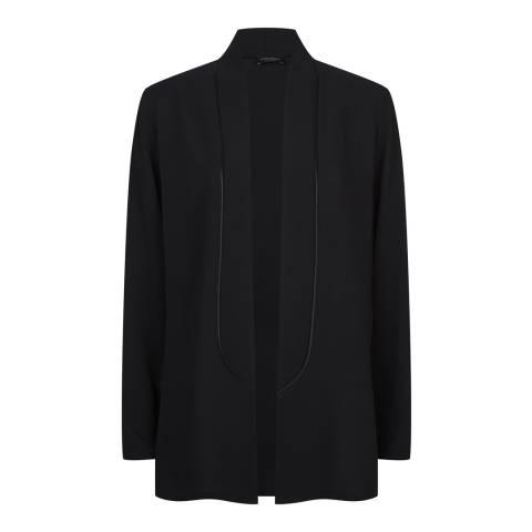 James Lakeland Black Relaxed Tailored Jacket