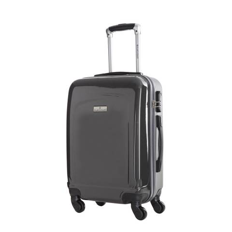 Platinium Grey Clarks 4 Wheeled Suitcase 60cm