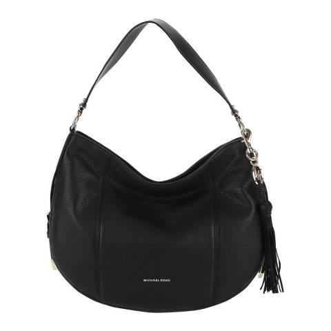 Michael Kors Black Michael Kors Leather Handbag