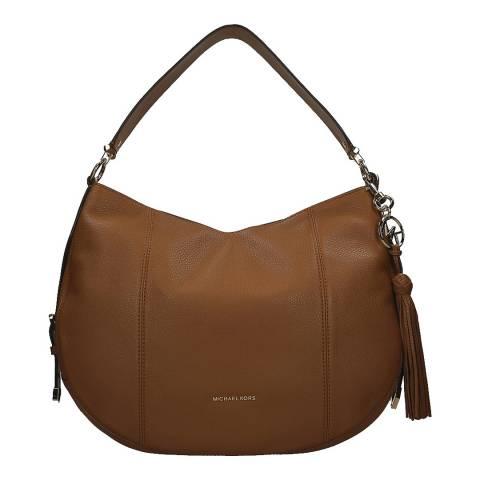 Michael Kors Brown Brooke Tote Bag