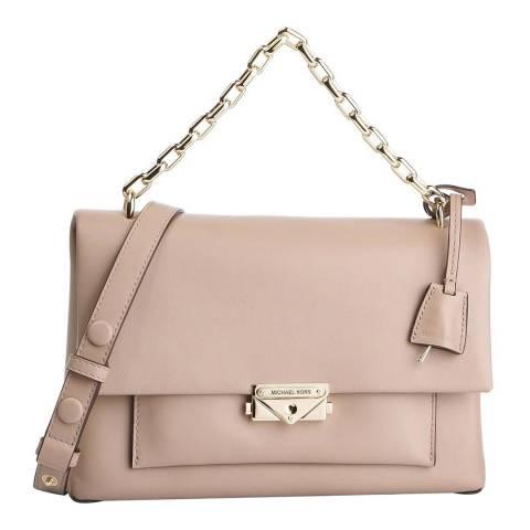 f43ef3f4005b Truffle Cece Large Leather Shoulder Bag - BrandAlley