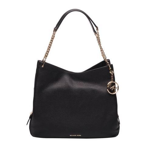 Michael Kors Black Lillie Chain Handle Bag