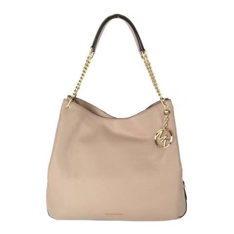 Michael Kors Truffle Lillie Chain Handle Bag