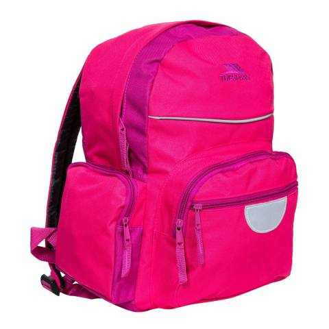 Trespass Kid's Magenta Swagger School Bag
