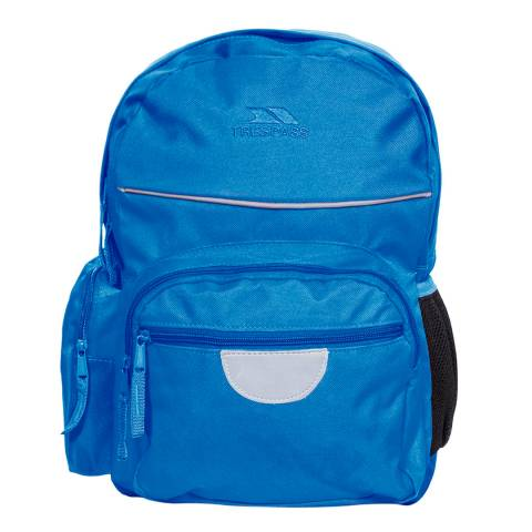 Trespass Kid's Royal Blue Swagger Backpack