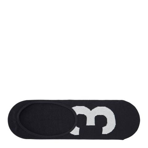 adidas Y-3 Black Logo  Liner Sock