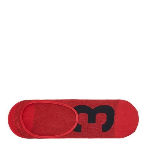 adidas Y-3 Red Logo Liner Sock
