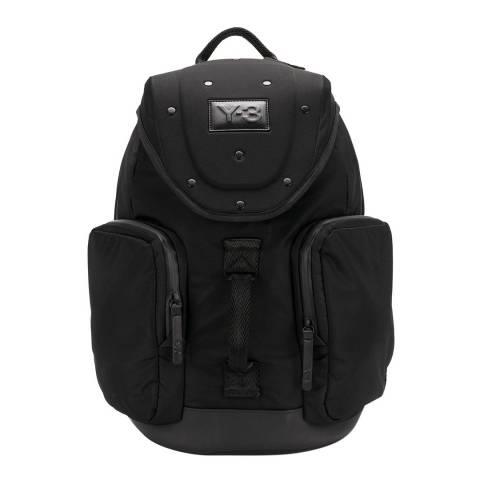 adidas Y-3 Black Y-3 Armor Backpack