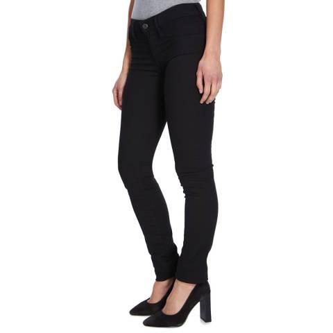 Diesel Black Livier Skinny Stretch Jeans