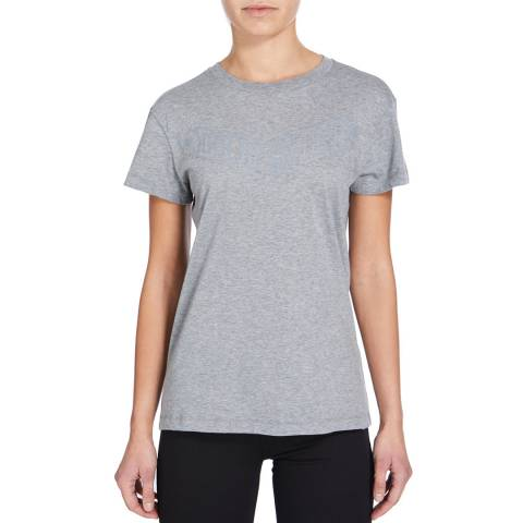 Diesel Grey Sully Cotton Tee