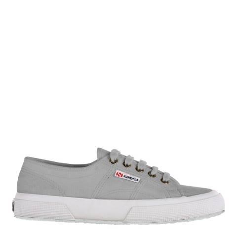 Superga Light Grey 2750 Cotu Classic Sneakers
