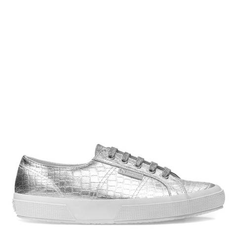 Superga Grey 2750 Cotmet Sneakers
