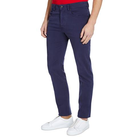 Diesel Blue Buster Tapered Stretch Jeans