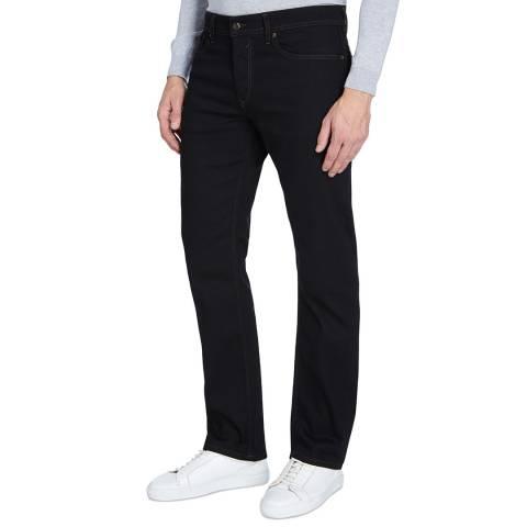 Diesel Indigo Waykee Straight Stretch Jeans