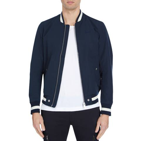 Diesel Navy Radical Bomber Jacket