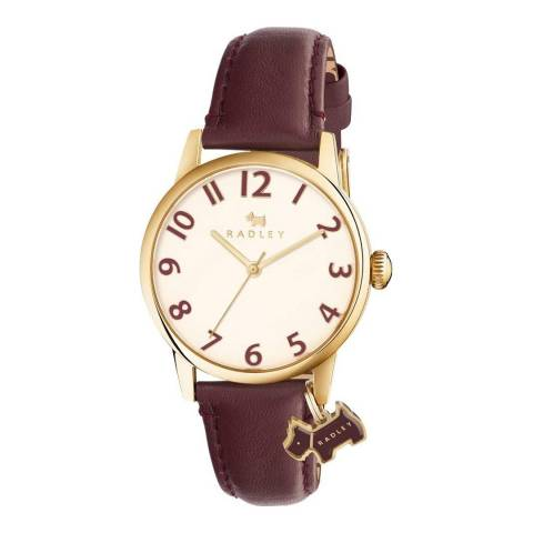 Radley Cream Dial & Port Strap Watch