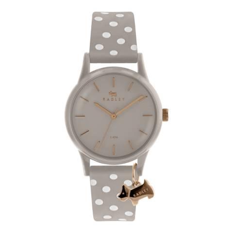 Radley Gloss Cobweb Dial & Cobweb Strap Watch