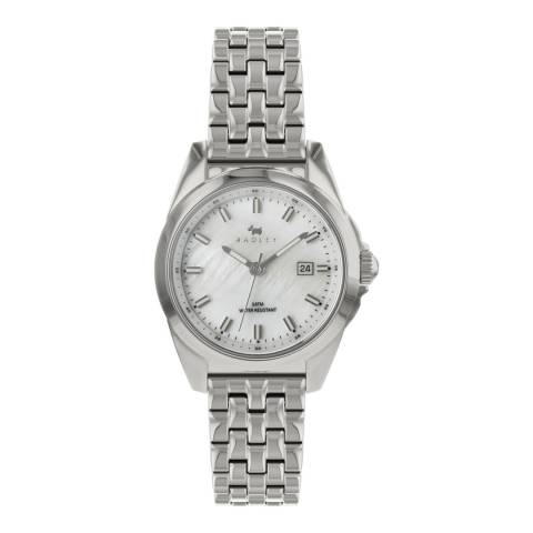 Radley White Mother Of Pearl Dial Stainless-Steel Bracelet Watch