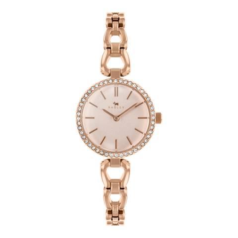 Radley Rose Gold Dial & Bracelet Watch