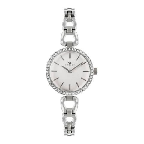 Radley White Dial & Silver Bracelet Watch